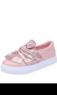 Bow sneakers kids