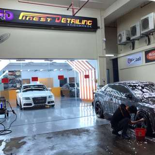 Car spa / Car Wash / Car Detailing