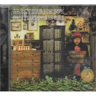 MY PRELOVED CD -BADLY DRAWN BOY - ONE PLUS ONE IS ONE -  /FREE DELIVERY (F7T)