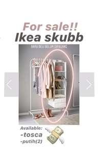 IKEA SKUBB lemari 6 kompartemen