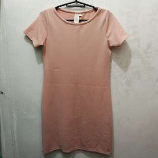 Shapes Formal/Semi-formal dress (Peach)