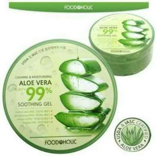 Foodaholic Aloe Vera Soothing Gel
