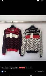 Gucci sweatshirt for Preorder