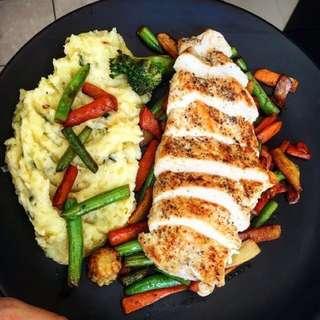 Professional Diet Program- lose 6 kg a month