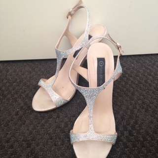 Forever New Wedding/Formal heels