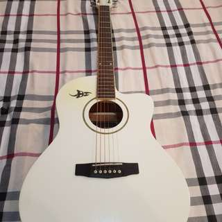 Limited Edition of Yeng's Acoustic Guitar