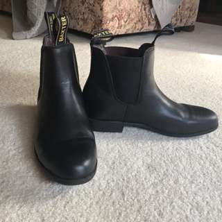 Baxter's boots - size7