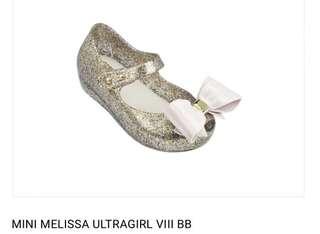 Authentic Mini Melissa Ultragirl VIII BB