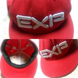 Topi Cap EXP Merah