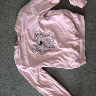 Kenzo jumper kids size fits ladies size 8