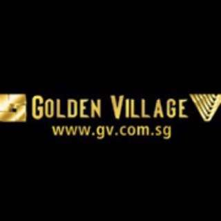 Golden Village Movie Tickets