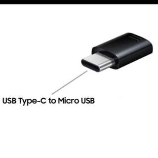 Typed C to micro USB•~•