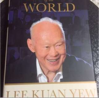 LKY -One Man's View Of The World