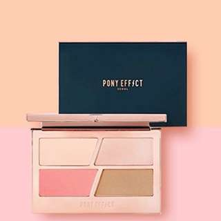 ✨INSTOCK! Pony Effect Contouring Master Palette