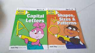 Write n learn (2 books)