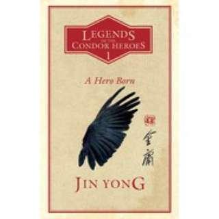A Hero Born, Jin Yong