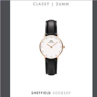 Daniel Wellington 26mm Watch