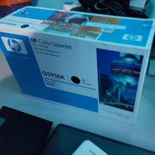 Hp colour laser jet ink