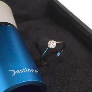Lee Hwa Destinee Diamond Ring