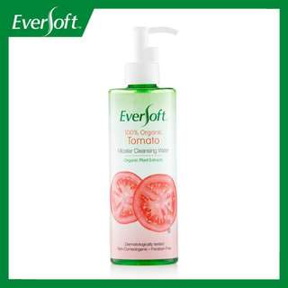 Eversoft Organic Tomato Micellar Cleansing Water 300ml