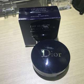 Diorskin Forever Perfect Cushion Case