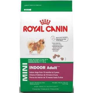 Royal Canin Mini Indoor Adult 4kg