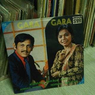 ep vinyl record lagu gambus ghazal muar
