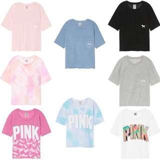 Victoria's Secret PINK 短版上衣 渲染
