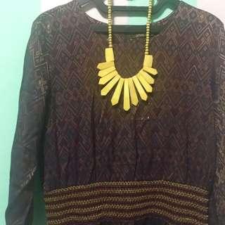 Dress Batik Eprise ~ Big Size