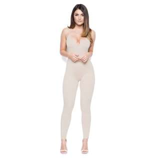 Oh Polly Bodycon Jumpsuit