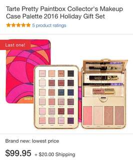 Tarte (Holiday Collection)