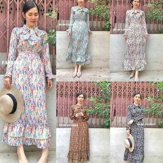 Korea vintage dress