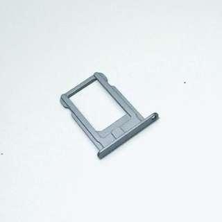 Sim Tray iphone 5S space grey | sim card holder