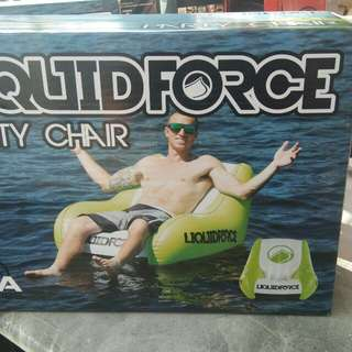 LiquidForce party chair