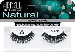 Ardell eyelashes (101 Black)