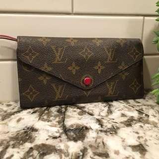 Authentic Louis Vuitton Josephine wallet