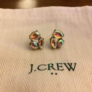 J Crew Trio Earrings