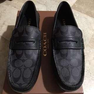 Authentic Coach Mott Penny Shoes