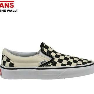 Vans Slip on checker unisex