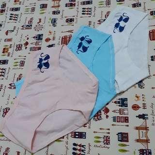 Buy 2 Get 3 Young Curves Panties