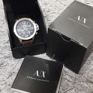 Authentic Armani Exchange Watch
