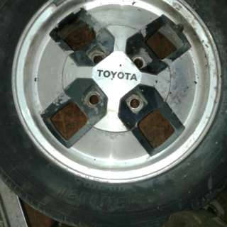 Sport rim Toyota DX