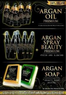 Argan Soap Argan Spray Argan Argan oil