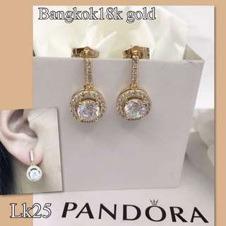 Pandora Bangkok earrings