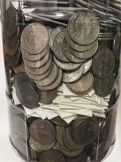50 cents Lionfish