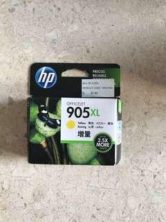 HP Ink Cartridge Officejet 905 XL YELLOW