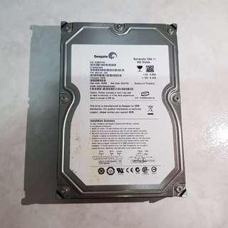 Seagate 500GB 3.5 HDD