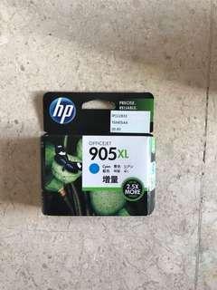 HP Ink Cartridge Officejet 905 XL CYAN