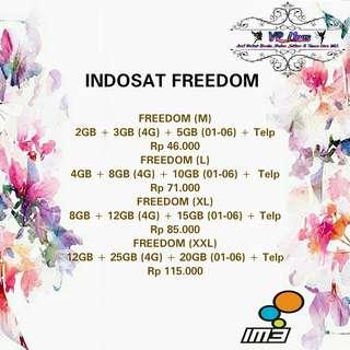 Indosat Freedom