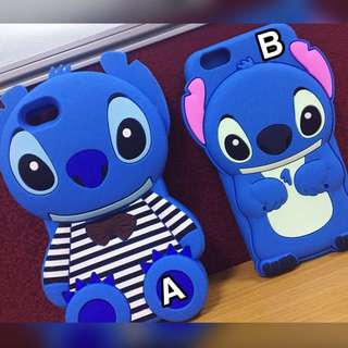 Iphone 6/6s Stitch Silicon Case